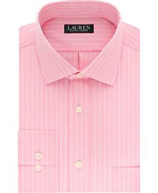 Lauren Ralph Lauren Men's Ultraflex Regular-Fit Non-Iron Performance Stretch Stripe Dress Shirt