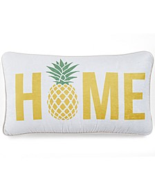 "Pineapple Home 14"" x 24"" Decorative Pillow"