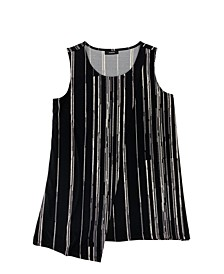 Asymmetrical Draped Top, Created for Macy's