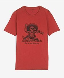 Men's Dia De Los Muertos Short Sleeve T-shirt