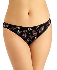 Everyday Cotton Women's Bikini Underwear, Created for Macy's