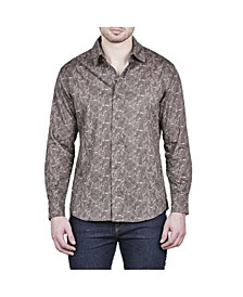 Men's Bison Print Shirt
