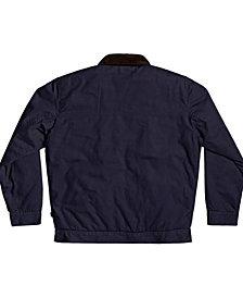 Quiksilver Men's Canvas Cord Collar Jacket