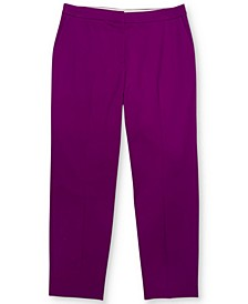 Polished Slim Ankle Pants, Created for Macy's