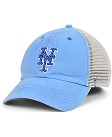 New York Mets Boathouse Mesh Clean Up Cap