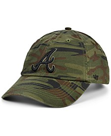 Atlanta Braves Regiment CLEAN UP Cap