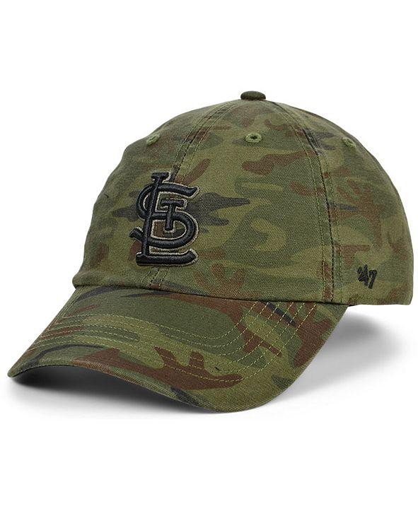 '47 Brand St. Louis Cardinals Regiment CLEAN UP Cap