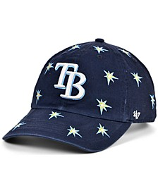Women's Tampa Bay Rays Women's Confetti Adjustable Cap