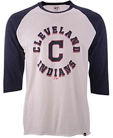 Cleveland Indians Men's Retrospect Raglan T-Shirt