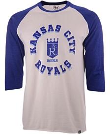 Kansas City Royals Men's Coop Retrospect Raglan T-Shirt