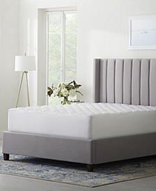 Safe in Bed Waterproof EngineeredDown Mattress Pads