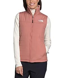 Women's Mossbud Reversible Fleece Vest