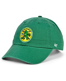 Oakland Athletics Cooperstown Clean Up Cap