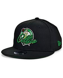 Youth Boston Celtics Double Dribble Cap