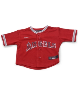Nike Los Angeles Angels Infant Official Blank Jersey