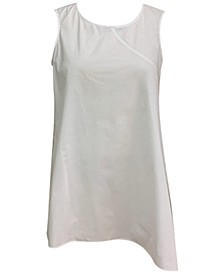 Asymmetrical Sleeveless Tunic, Created for Macy's
