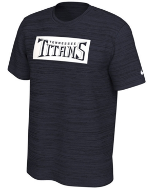 Nike Tennessee Titans Men's Legend Velocity Training T-Shirt