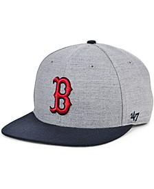 Boston Red Sox Dimensions Snapback Cap