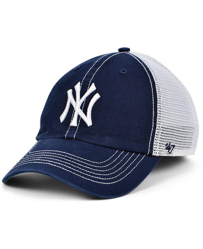 '47 Brand - New York Yankees Trawler CLEAN UP Cap