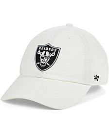 Las Vegas Raiders Basic Fashion Clean Up Cap