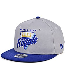 Kansas City Royals Lil Away Game 9FIFTY Cap