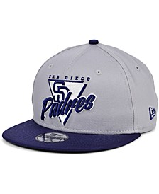 San Diego Padres Lil Away Game 9FIFTY Cap