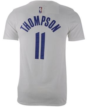 Nike Men's Golden State Warriors Association Klay Thompson Player T-Shirt