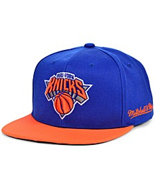 New York Knicks The Drop Snapback Cap