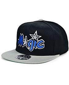 Orlando Magic Wool 2 Tone Fitted Cap