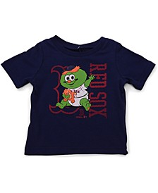 Toddler Baby Boston Red Sox Mascot T-Shirt