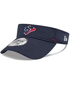New Era Men's Houston Texans 2020 Training Visor