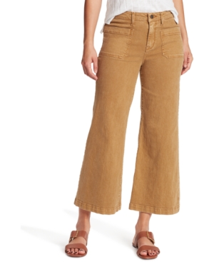 Sanctuary WIDE-LEG CROPPED JEANS
