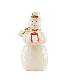 CLOSEOUT! 2020 Annual Holiday Snowman Figurine