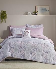 Nisha 6 Piece Twin XL Comforter Set