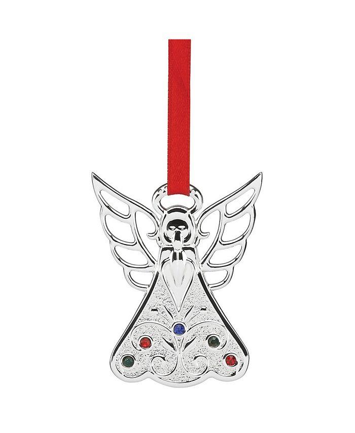 Lenox - Jeweled Angel Ornament