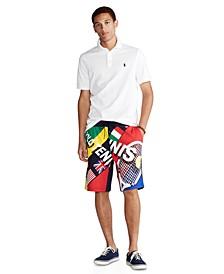 Men's Polo Tennis Shorts