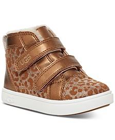 Toddler Rennon Glitter Leopard Sneakers