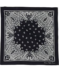 Cotton Paisley Bandana