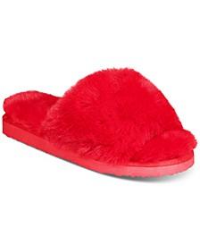 I.N.C. Women's Yuri Slippers, Created for Macy's