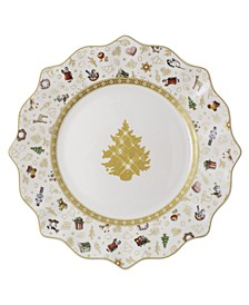 Toys Delight Anniversary Edition salad plate