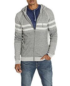 Wataken Men's Hooded Sweater