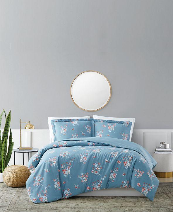 Brooklyn Loom Paulina 3 Piece Comforter Set, King