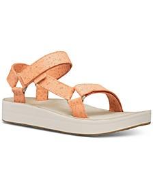 Women's Midform Universal Star Sandals