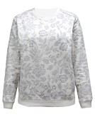 Karen Scott Plus Size Floral-Print Sweatshirt Created for Macys