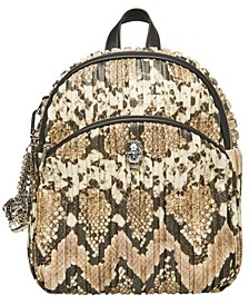 Slithering Skull Backpack