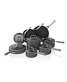 Foodi™ NeverStick™ Premium Hard Anodized 13-Pc. Cookware Set