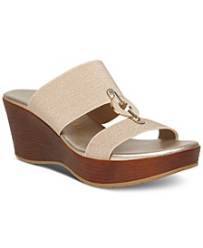 Hadya Wedge Sandals