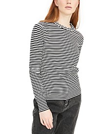 Zodiaco Striped Top
