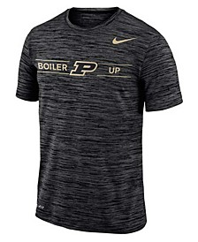 Nike Purdue Boilermakers Men's Legend Velocity T-Shirt