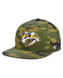 Nashville Predators Grove Captain Cap